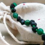 Raw Cherry - African Jade Amber Necklace