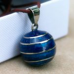 Blue Ring - Pregnancy Bola