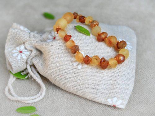 teething bracelet